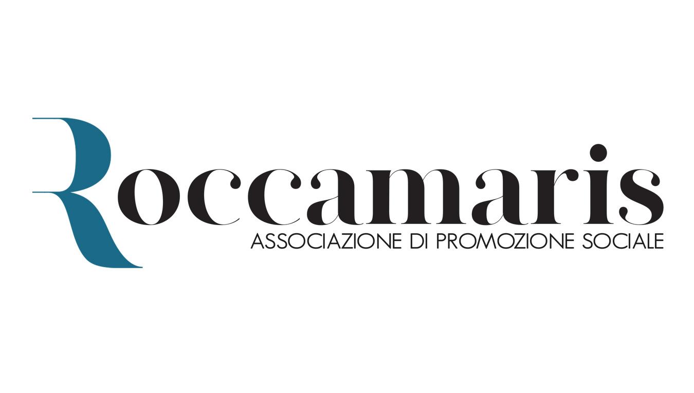 Logo Associazione Roccamaris APS